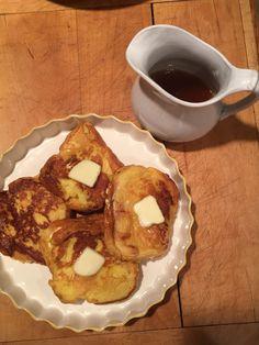 Mystery Lovers' Kitchen: Kathleen Bridge's orange cream-stuffed French toast #recipe