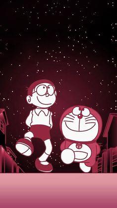 Nobita and Doraemon