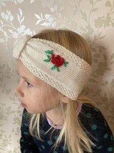 Merino wool kids headband. | Etsy Kids Headbands, Boho Baby, Ear Warmers, Flat Iron, Merino Wool, Hand Knitting, Girl Outfits, Crochet Hats, Bags