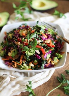 The Ultimate Detox Salad