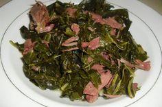 Collard Greens with Smoked Turkey Recipe