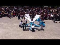 Dr sadık ahmet ilkokulu 1 A sınıfı Tül dansı 23 nisan etkinliği - YouTube
