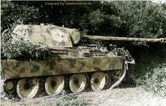 PzKpfw V Panther from LSSAH