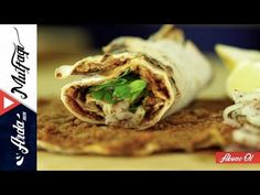 Evde Kolay Lahmacun Tarifi - Arda'nın Mutfağı - YouTube