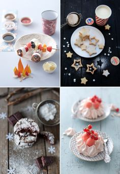 Griottes, food photography