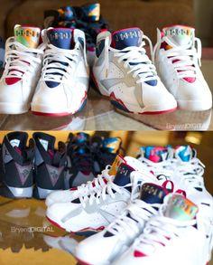 Air Jordan 7 Swag