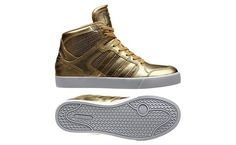 Men's Adidas NEO Gold Shoes