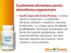Caps with Extra - capsule cu si Diuretic, I Gen, Metabolism, Garlic, Pure Products, Tips, Parsley, Lazy, Beautiful