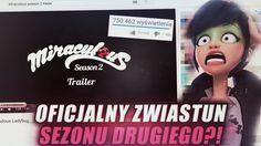 Miraculum: UDOSTĘPNIONO TRAILER SEZONU 2?!