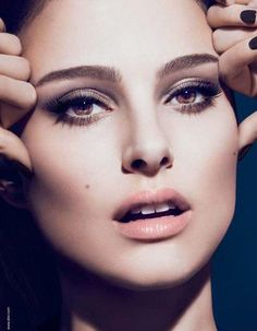 Natalie Portmans campaign for Dior - SO PRETTY