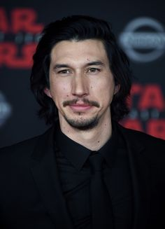 """Adam Driver Photos - Actor Adam Driver attends the premiere of Disney Pictures and Lucasfilm's """"Star Wars: The Last Jedi"""" at The Shrine Auditorium on December 9, 2017 in Los Angeles, California. - Premiere of Disney Pictures and Lucasfilm's 'Star Wars: The Last Jedi' - Arrivals"""