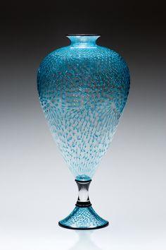 Hand Blown Art Glass from Kenny Pieper