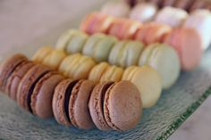 How to make French Macarons: cookie recipe ideas and tips.  Jill approved!  Make whatever flavor you want!