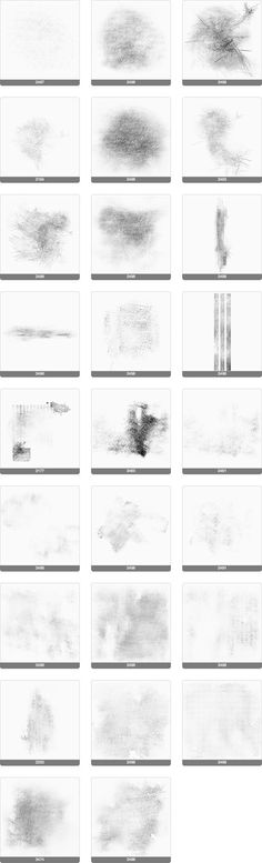 Free High Resolution Photoshop Brushes Distressed and Worn