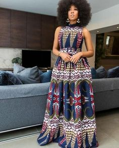 kitenge designs Kitenge Office Wear Outfits: The East African fabric, kitenge, comes in distinct prints and colors giving a quirky tribal vibe to it. Given its uniqueness, the fabric i Latest Ankara Dresses, Ankara Maxi Dress, African Maxi Dresses, Ankara Dress Styles, African Attire, African Wear, African Style, Dashiki Dress, African Outfits