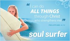 Soul surfer quotes// favorite verse