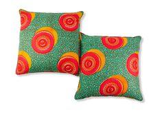 Dec Pillows