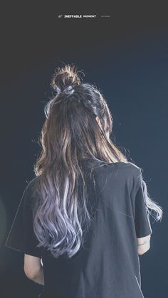 Welcome to FY! GIRLS GENERATION, the best source for photography, media, news and all things related. Girls' Generation Taeyeon, Girls Generation, Taeyeon Wallpapers, Korean Hair Color, Art Anime, Hair Color Purple, Aesthetic Hair, Grunge Hair, Hair Highlights