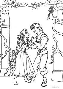 Free Printable Tangled Coloring Pages For Kids Cool2bkids Tangled Coloring Pages Rapunzel Coloring Pages Princess Coloring Pages