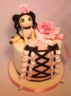 Sweet Kawaii Cake