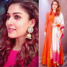 Gorgeous Nayanthara #Nayanthara #Nayantara #GorgeousNayanthara #BeautyQueenNayanthara #Nayans #Sari #Saree Ethnic Fashion, Indian Fashion, Nayanthara Hairstyle, Gown Party Wear, Long Gown Dress, Ethnic Dress, Indian Designer Outfits, Beautiful Indian Actress, Indian Dresses