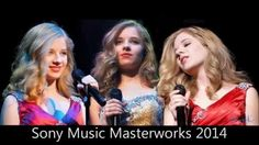 Jackie Evancho - Think Of Me (rehears.coming album 2014)