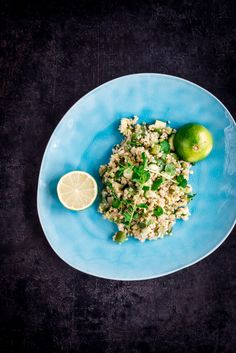 """Kochen mit frischer Minze: Rezept für orientalisches Taboulé """"Hugo"""" mit grünem Gemüse, Minze und Holunderblütensirup. Schnelle Rezepte für die Gartenparty."""