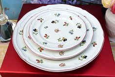 villeroy and boch | Villeroy and Boch Petite Fleur NEW 3 tier cake stand