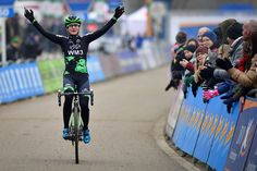 Marianne Vos wins the GP Sven Nys