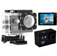 Action Camera SJ4000 HD 1080P Cam Sports Action Waterproof Camera - http://cameras.goshoppins.com/camcorders/action-camera-sj4000-hd-1080p-cam-sports-action-waterproof-camera/