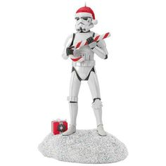 Star Wars™ Stormtrooper™ Peekbuster Motion-Activated Sound Ornament