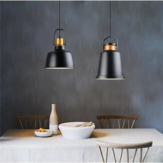 Retro Black Metal Vintage Pendant Light  | Cheerhuzz  https://cheerhuzz.com/collections/pendant-lights/products/retro-black-metal-vintage-pendant-light-pl465?variant=35997314511