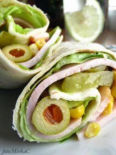 Najlepsza domowa Tortilla - jak zrobić. - Farmażony Tacos, Pizza, Mexican, Ethnic Recipes, Food, Cactus, Essen, Meals, Yemek