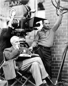 "I'm a storyteller - that's the chief function of a director. And they're moving pictures, let's make 'em move!""— Howard Hawks"