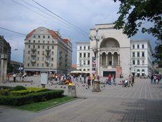 Timisoara - Temeswar - Oper - Temeswar.info Street View, Opera