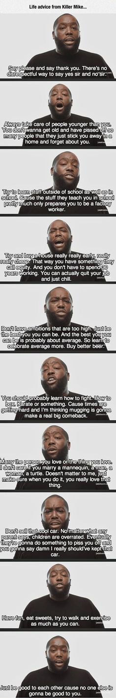 Some Real Words Of Wisdom - Imgur