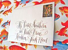 calligraphy at play/designsgirl