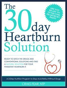 30 Day Heartburn Solution