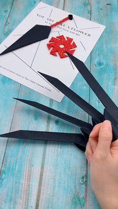 Boat Discover Creative handicraft creative crafts lets do together Diy Crafts Hacks, Diy Crafts For Gifts, Diy Home Crafts, Diy Arts And Crafts, Creative Crafts, Jar Crafts, Sewing Crafts, Cool Paper Crafts, Paper Crafts Origami