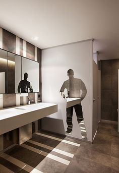 shopping mall toilet design - Google Search