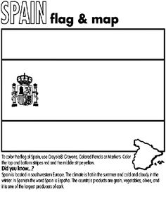 coloring pages spanish culture | Coloring page flag Puerto Rico | Hispanic Heritage Month ...