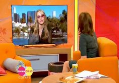 NEWS: Anastacia gave her very first tv interview - after being diagnosed with breast cancer for the second time - this morning at Lorraine show live from Los Angeles. Video to follow!