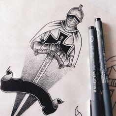 carolin walch — templar knight for ricardo