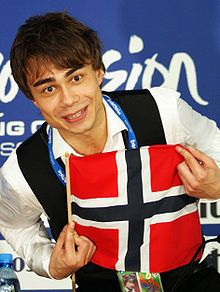 Alexander Rybak -- more than a small influence on my wanting to go to Norway