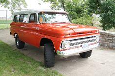 1964 Chevrolet Suburban Carryall