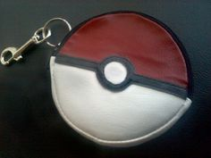 Pokeball Coin Purse on Etsy, $6.91 AUD