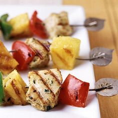 10 Easy Chicken Kabob Recipes