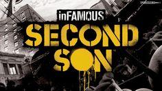 inFamous Second Son, nuevas ilustraciones y captura de pantalla.