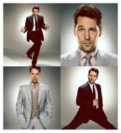 Paul Rudd will forever be one of my favorites.