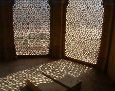 Jali Design - India Architecture detail